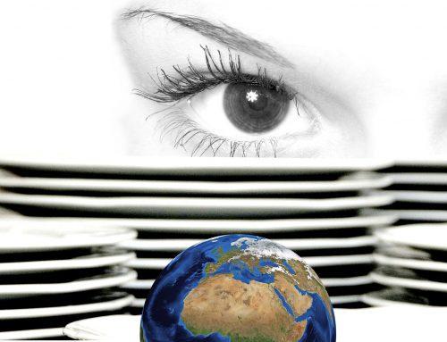 Blickwinkel verändern und über den Tellerrand schauen